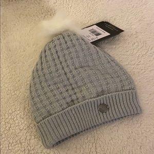 Obermeyer Beulah Knit Hat w/FF Pom